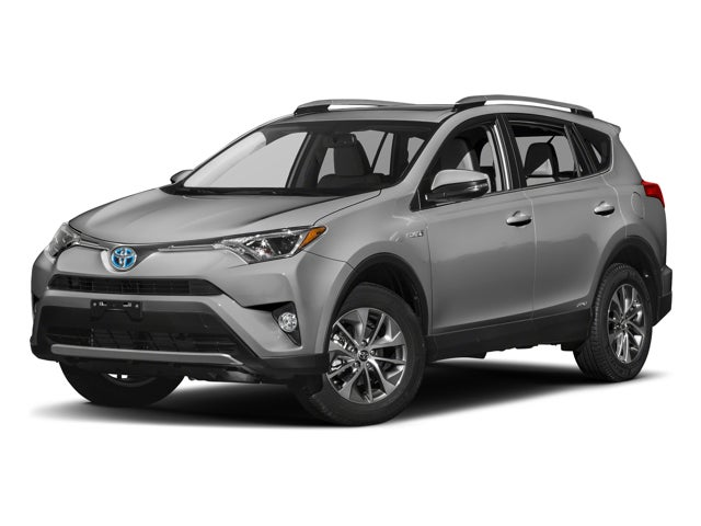 2018 Toyota Rav4 Hybrid Xle In West Islip Ny Atlantic