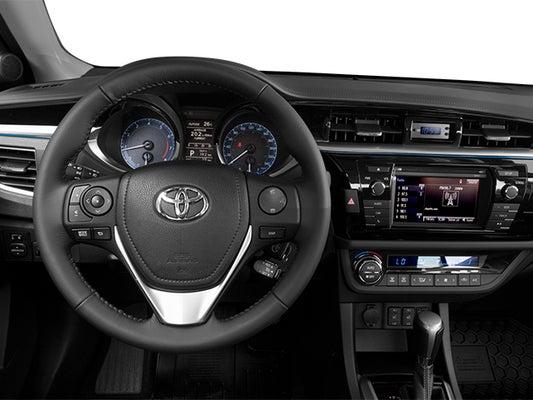 2014 Toyota Corolla Le Plus West Islip Ny Area Toyota Dealer